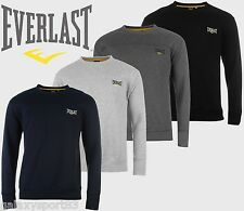 SWEAT-SHIRT EVERLAST HOMME AUTHENTIQUE LOGO BRODÉ
