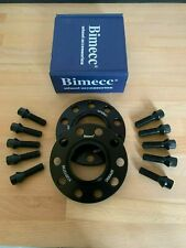 Hubcentric 10mm Alloy Wheel Spacers For BMW 5 Series E34/E60/E61 5x120 72.6