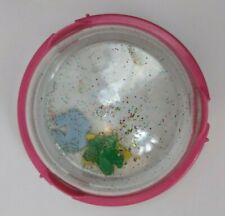 Evenflo Exersaucer Replacement Toy Dome w/ Shapes & Glitter **No Water**