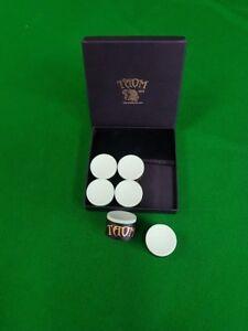 New! Taom Snooker/Pool Chalk (Single Piece)