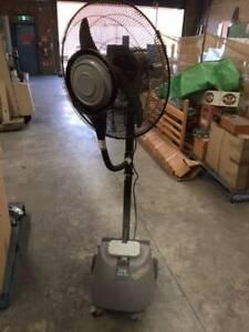 Misting Mobile Fan