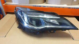 Vauxhall Opel Astra K UK SPEC RHD LED Headlamp Headlight Right 39047201 7201