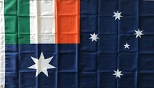 Australia & Ireland Flag Heritage Friendship Irish Australian Flag