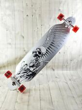Longboard Freeride Skeleton Eagle Long Board Skateboard 43068