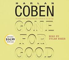 Gone for Good by Harlan Coben (2005, CD, Abridged)
