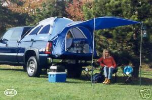 SPORTZ II TAILGATE TRUCK TENT - Compact /High Quality