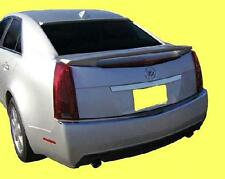 2008-2012 Cadillac CTS Painted Rear Spoiler Wing Factory Style Brand New