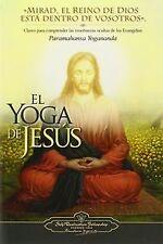 El yoga de Jesús. NUEVO. Nacional URGENTE/Internac. económico. RELIGION