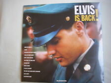 ELVIS PRESLEY Elvis Is Back! UK LP 2018 new mint sealed coloured vinyl