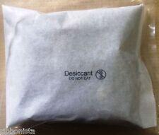 500g x 40 Silica Gel Sachets Desiccant Sachet Drying Agent Pouches  - UK MANU