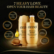 Kräuter Ginseng Haarpflege Essenz Öl Behandlung Verlust B9B0 Serum Wachstum V0T2