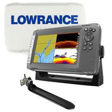 Lowrance HOOK2-7 TripleShot con trasduttore e carte costiere + COVER protettiva