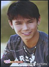 Boo Boo Stewart Poster Centerfold 6 pinups article lot 1711A Zac Efron on back