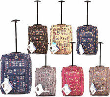 Women's Synthetic Suitcases