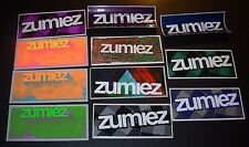 "ZUMIEZ Skate Sticker 11 Pack 3.5"" skateboard helmet decal"