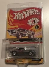 Hot Wheels 2001 RLC Club Exclusive '67 CAMARO Blue Stripes * Super Fast Ship*24A