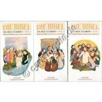 CD-Box: DIE BIBEL - DAS NEUE TESTAMENT - Hörspiel-Box (6 CDs) - ab 5 Jahre °CM°