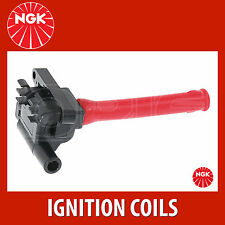 NGK Ignition Coil - U4002 (NGK48100) Plug Top Coil (Paired) - Single