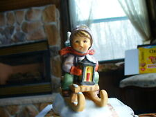 "New ListingGoebel Hummel "" Ride Into Christmas "" Figurine 396/2/0 Excellent"