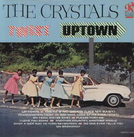 The Crystals - Twist Uptown [New Vinyl LP]