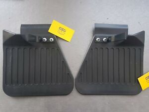 Genuine Mercedes G-class W461 W463 front mudflaps A4638800322 A4638800422
