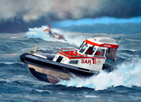 Revell 05228 - 1/72 Search and Rescue Daughter-Boat Verena - Neu