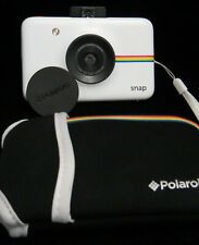 Polaroid Snap Instant Digital Camera with case - White AO4028998