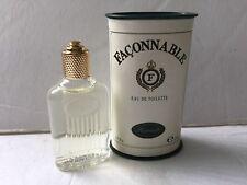 Faconnable Men s 0.15oz Eau de Toilette Splash (Mini) New In Box (RARE 5466fe616dff