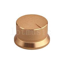 30X18mm Gold FOR JRC RECEIVER AMPS Aluminum KNOB