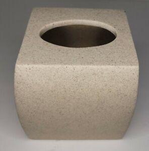 Tranquil Sands tissue box holder Kohl's Decor Bathroom
