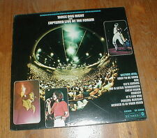 "THREE DOG NIGHT 1969 ""Captured Live At The Forum"" LP w One (UNI-PAK) SEALED NM-"