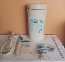 Vintage E-9233 Amway Water Filter Treatment System Housing Filter Assembly