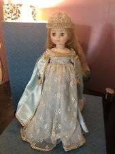 Madame Alexander Doll Guc With Original Box And Stand Sleeping Beauty