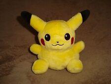 "Pokemon Center Pikachu Plush 5.5"" 2014 the pokemon company international"