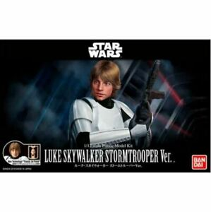 Bandai Star Wars 1/12 LUKE SKYWALKER STORMTROOPER Ver. New