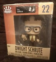 Funko Minis, Dwight #22, The Office Collection, New in Box