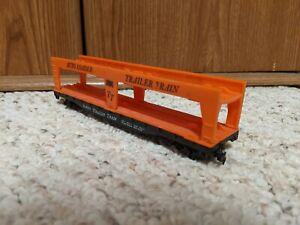 Tyco TOFC Auto Loader Trailer Train Rd# SL-SF 2530