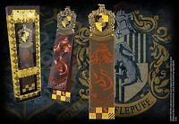 Hogwarts Crest Horcrux Bookmarks Harry Potter Noble New Gryffindor Slytherin