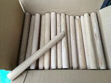 30 Oak tapered timber frame pegs for Oak Carport,Oak Garage,Cart Shed,Oak Barn