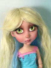 "1/3 bjd 8-9"" doll blonde blue wig dollfie Smart Luts Iplehouse 17"" MH maudlynne"