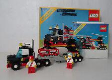 LEGO 6357 LEGOLAND Stunt Copter N Truck 1988 complet en boite avec notice