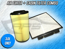 AIR FILTER CABIN FILTER COMBO FOR 14-17 PROMASTER 3.0L - REPLACES 68095846AA