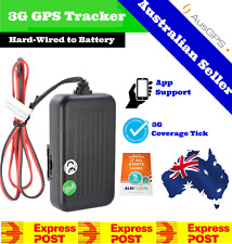 Hard-Wired 3G GPS Tracker | Real-time Car Tracker | 24/7 Support | No Fees