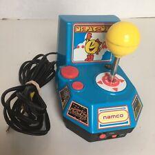Ms Pac Man Namco Jakks 5 in 1 Plug & Play TV Game Galaga Xevious PacMan [TESTED]