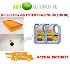 DIESEL OIL AIR FILTER + LL 5W30 OIL FOR MERCEDES-BENZ E300 3.0 177 BHP 1996-99