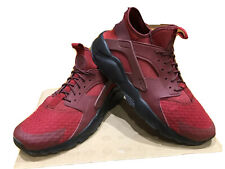 Zapatillas para hombre Nike Air Huarache Ultra Tamaño 9 Rojo