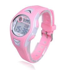 Children's Day Kids Boys Girls Sports Digital Wrist Watch Acrylic Band Watches