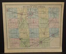 Ohio Huron County 1891  !Y14#68