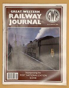 GWR Great Western Railway Journal Magazine  1994 Issue No.s 9 10 11 12