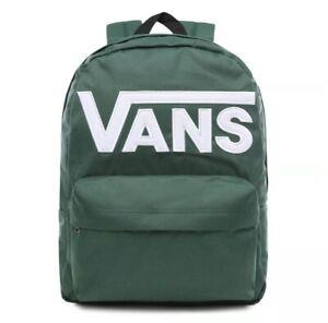 Vans Old Skool III Backpack Pine Needle/White